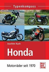 Honda Motorräder seit 1970