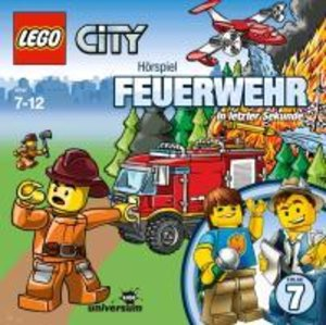 LEGO City 07 Forest Fire