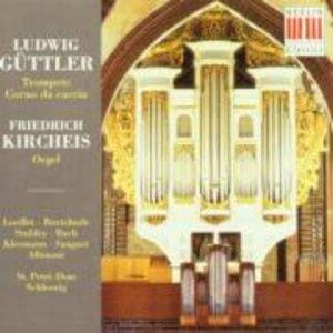 Musik Für Trompete,Corno Di Caccia Und Orgel