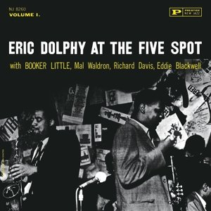 At The Five Spot,Vol. 1 (Back To Black Ltd.Edt).