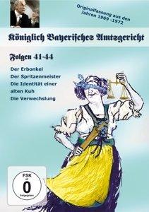 Folgen 41-44,Königlich Bayr.Amtsgericht