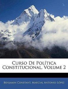 Curso De Política Constitucional, Volume 2