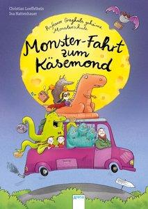 Monster-Fahrt zum Käsemond