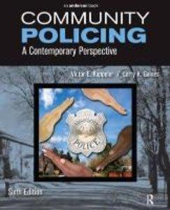 Kappeler, V: Community Policing