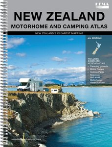 New Zealand Motorhome and Camping Atlas