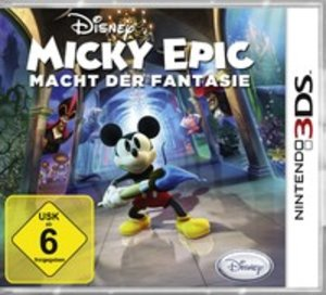 Disney Micky Epic - Macht der Fantasie (Software Pyramide)