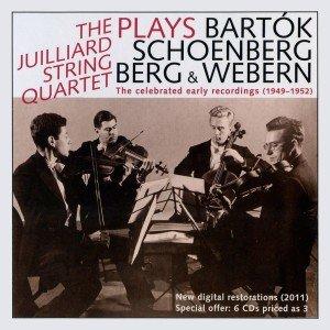 Julliard String Quartet-Berühmte Frühe Aufnahmen