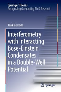 Interferometry with Interacting Bose-Einstein Condensates in a D