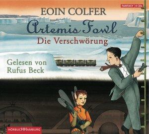 Eoin Colfer: Artemis Fowl-Die Verschwörung