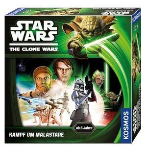 Kosmos 697440 - Star Wars: The Clone Wars?, Kampf um Malastare
