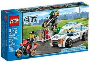 LEGO® City 60042 - Polizei-Verfolgung