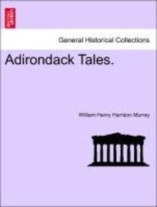 Adirondack Tales.