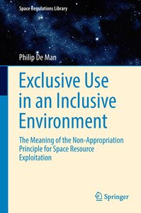 Exclusive Use in an Inclusive Environment