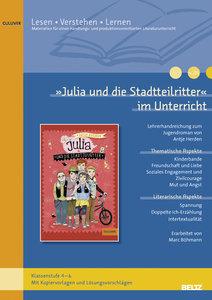 »Julia und die Stadtteilritter« im Unterricht