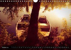 Romantic Lakes (Wall Calendar 2015 DIN A4 Landscape)