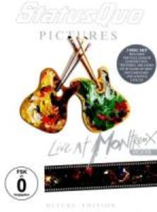 Pictures-Live At Montreux 2009