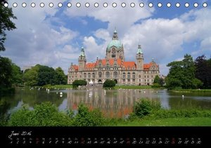 Faszination Hannover (Tischkalender 2016 DIN A5 quer)