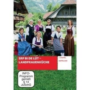 SRF bi de Lüt. Landfrauenküche - Staffel 7