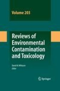 Reviews of Environmental Contamination and Toxicology Vol 203