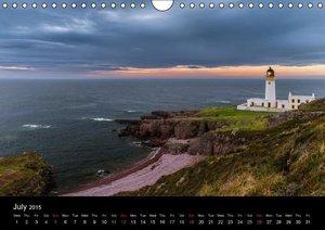 Scotland Alba (Wall Calendar 2015 DIN A4 Landscape)