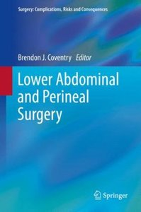 Lower Abdominal and Perineal Surgery