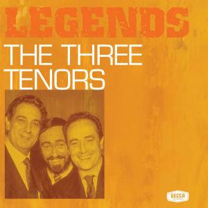 Legends-The Three Tenors