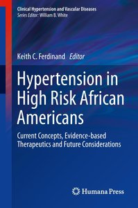 Hypertension in High Risk African Americans