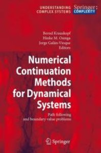 Numerical Continuation Methods for Dynamical Systems
