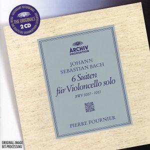 Sämtliche Cellosuiten BWV 1007-1012 (GA)