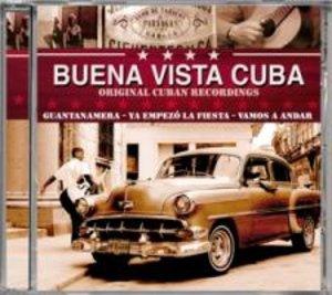 Buena Vista Cuba-Original Cuban Recordings