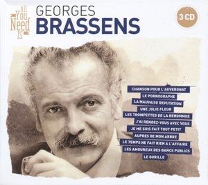 All You Need is: Georges Brassens