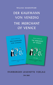 Der Kaufmann von Venedig / The Merchant of Venice. Deutschsprach