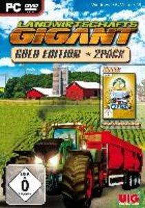 Landwirtschafts Gigant Gold Edition 2 Pack