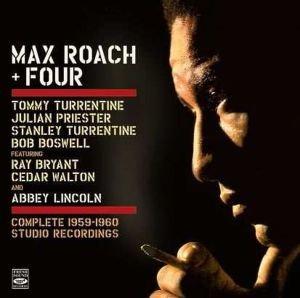 Max Roach Complete 1959-1960 Studio Recordings