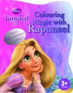 Rapunzel - neu verföhnt. Rapunzels Malbuch