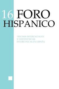 Hechos Diferenciales y Convivencias Interetnicas En Espana