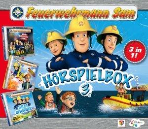 Feuerwehrmann Sam - Hörspiel Box 3