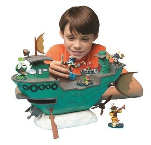 Skylanders Swap Force - Flynns Ship Storage
