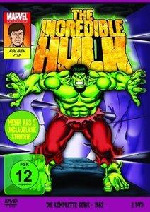 Incredible Hulk 1982-Die Kom