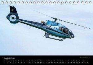 Neubert, J: Helicopter 2015 (Tischkalender 2015 DIN A5 quer)
