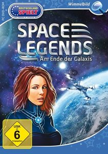 Space Legends: Am Ende der Galaxis (Wimmelbild)