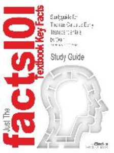 Studyguide for Thomas Calculus Early Transcendentals by Weir, IS