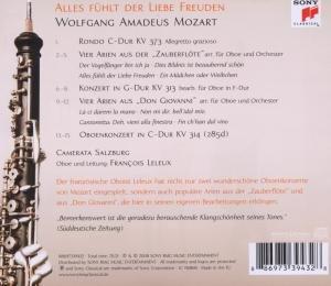 Werke für Oboe und Orchester