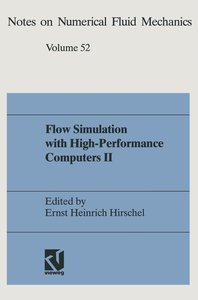 Flow Simulation with High-Performance Computers II