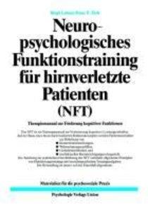 Neuropsychologisches Funktionstraining für hirnverletzte Patient
