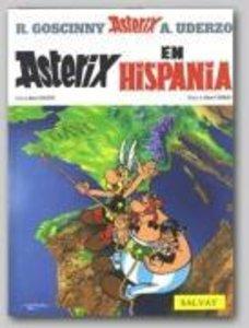 Asterix Spanische Ausgabe 14. Asterix en Hispania