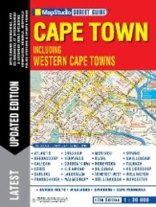 Cape Town Street Guide 1 : 20 000