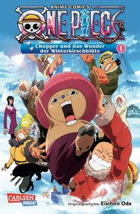 One Piece: Chopper und das Wunder der Winterkirschblüte, Band 1