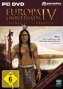Europa Universalis IV Conquest of Paradise. Für Windows XP/Vista