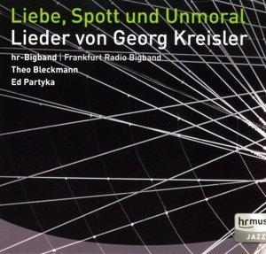 Liebe,Spott Und Unmoral-Lieder Von Georg Kreisler